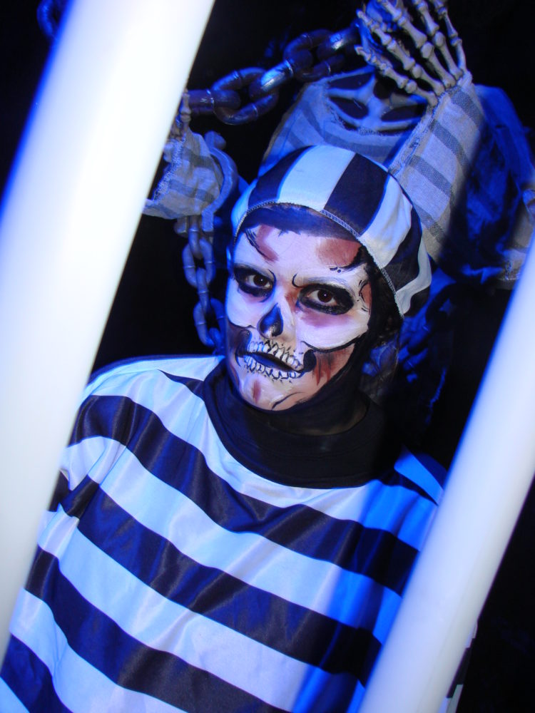 Terror in the Park Haunted House