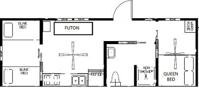ADA Yogi Bear Cottage Plan