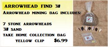 Arrowhead Bag