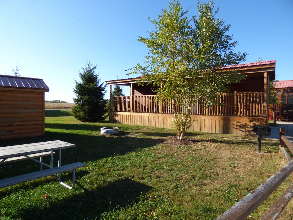 Big Bear Cottage   Yogi Bear's Jellystone Park™ Camp-Resort   South Haven, MI