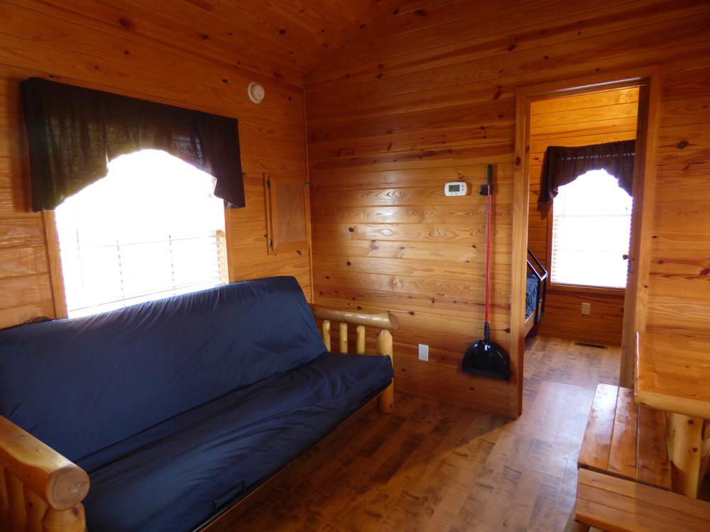 Big Bear Cottage | Yogi Bear's Jellystone Park™ Camp-Resort | South Haven, MI