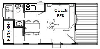 Cindy Bear Cottage Plan