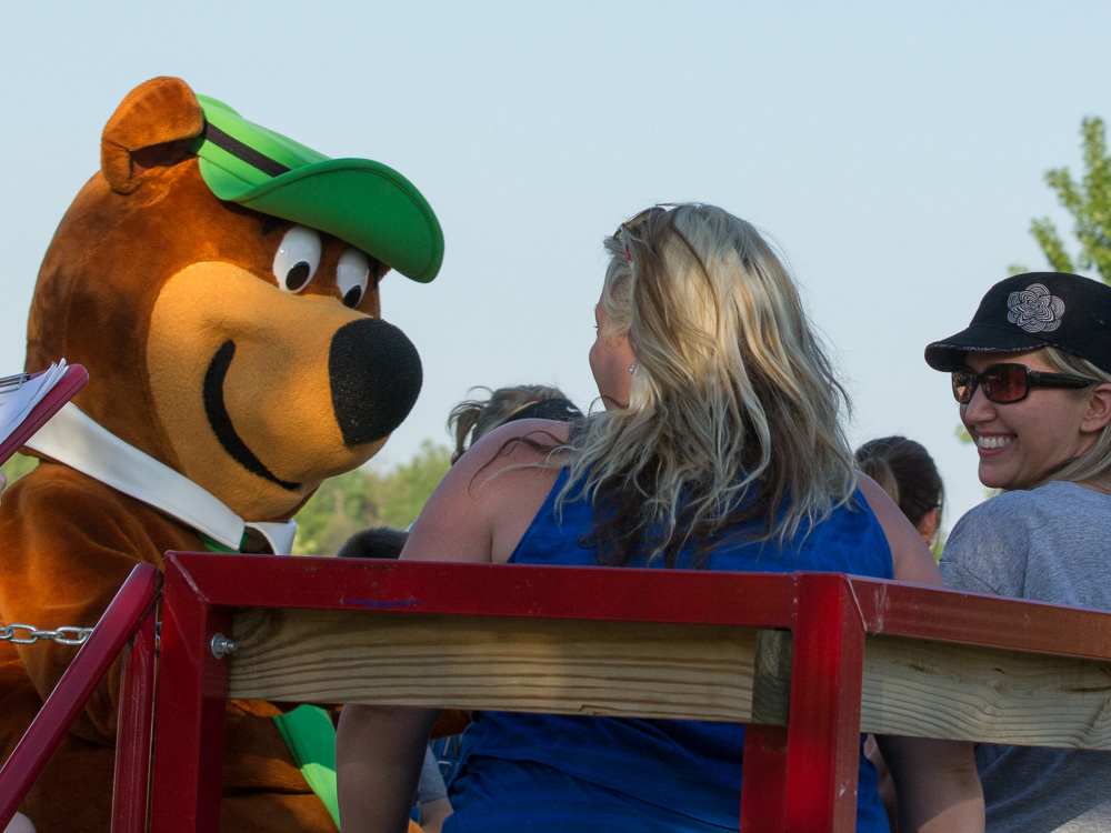 Family Fun With Yogi | Yogi Bear's Jellystone Park™ Camp-Resort | South Haven, MI
