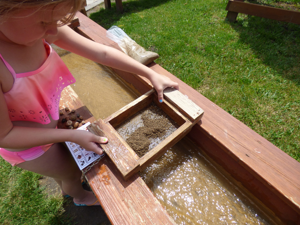 Gem Mining | Yogi Bear's Jellystone Park™ Camp-Resort | South Haven, MI