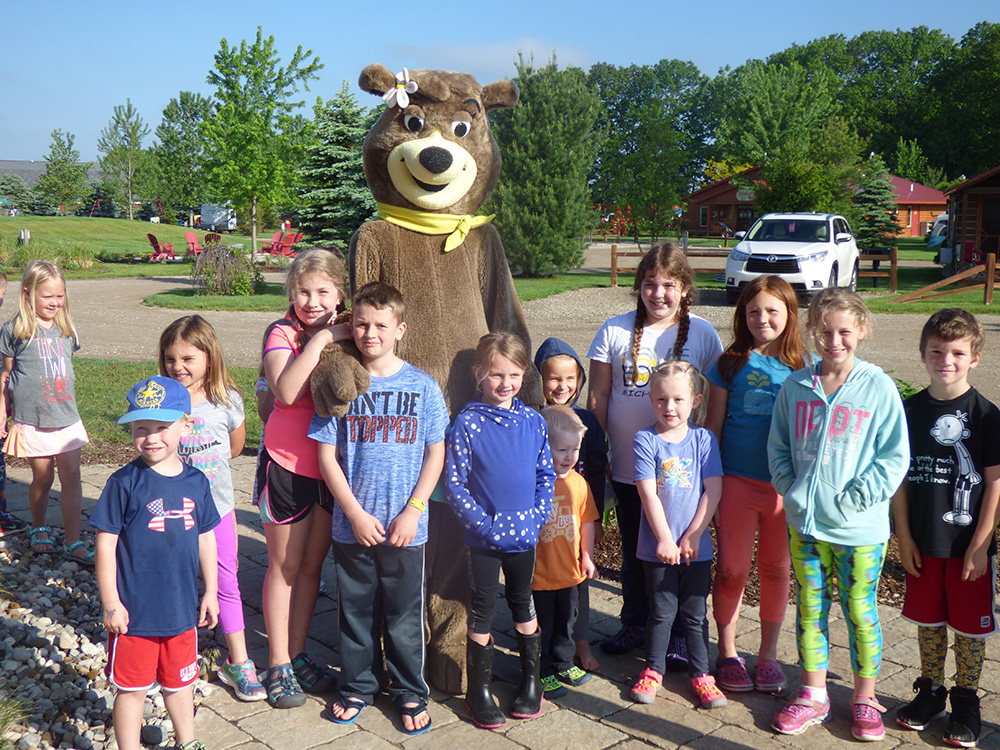 JP Rallies | Yogi Bear's Jellystone Park™ Camp-Resort | South Haven, MI