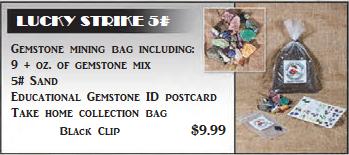 Lucky Strike Bag