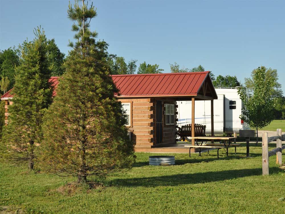 Ranger Smith Cottage