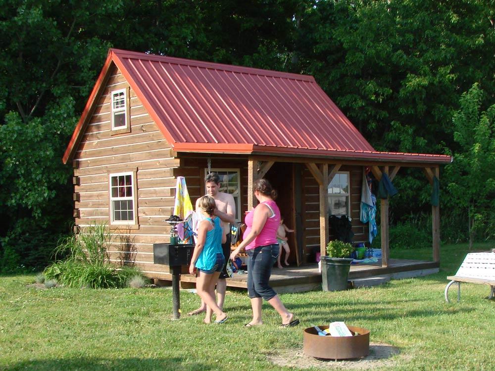 Regular Cabin with Loft