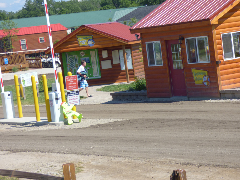 Registration Station | Yogi Bear's Jellystone Park™ Camp-Resort | South Haven, MI