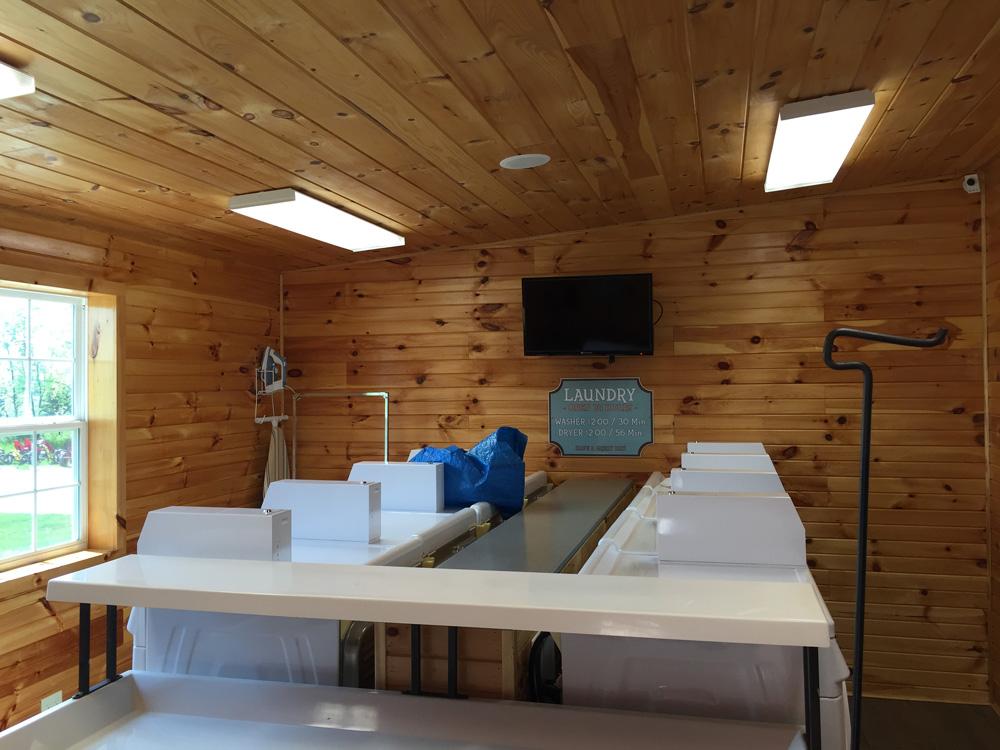 Laundry Room Suds Station   Yogi Bear's Jellystone Park™ Camp-Resort   South Haven, MI