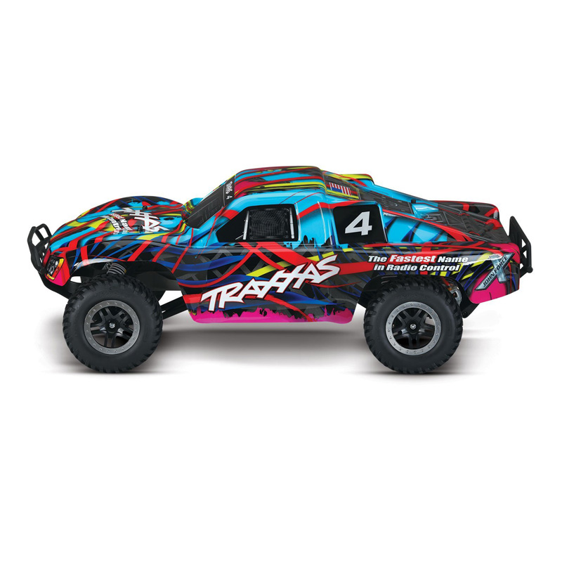 Remote Control Cars >> Traxxas Remote Control Racing Truck