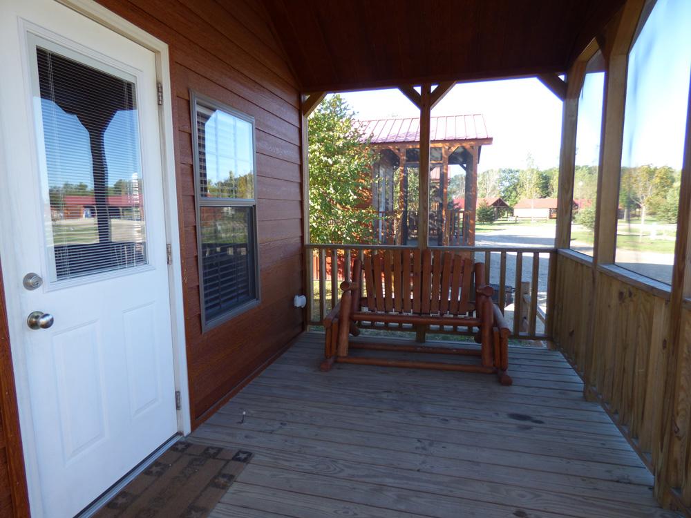 Yogi Bear Cottage   Yogi Bear's Jellystone Park™ Camp-Resort   South Haven, MI